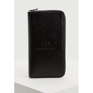 Кошелек ArmaniExchange 958055-CC223-00020  Black