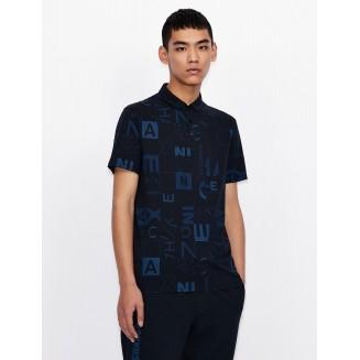 Рубашка Armani Exchange 3KZFFD ZJH4Z 4531