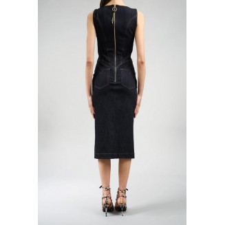 Платье Versace Jeans Couture D2HWA453-ARH00-904