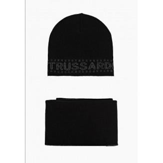 Комплект (шапка+шарф) Trussardi Jeans